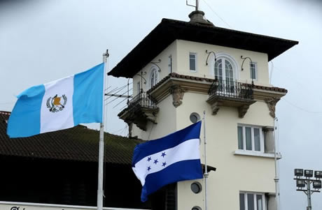 Historical Customs Union between Guatemala and Honduras goes into effect