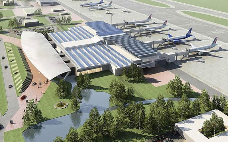 El Aeropuerto Internacional de Palmerola